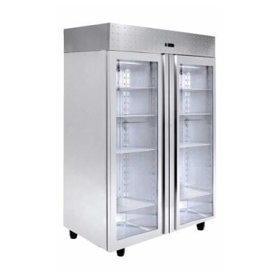 Dulapuri frigorifice cu usa din sticla